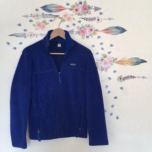 Vintage Patagonia Zip Up Fleece Jacket